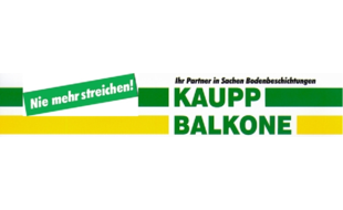 Kaupp Balkone