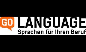 Logo von Go Language