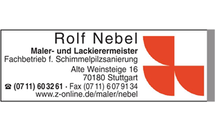 Nebel Rolf