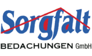 Logo von Bedachungen Sorgfalt GmbH