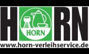 Logo von Horn Verleihservice