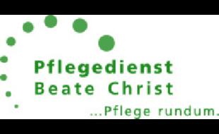 Logo von Pflegedienst Beate Christ