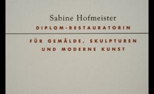 Bild zu Hofmeister Sabine Dipl.Restauratorin in Stuttgart