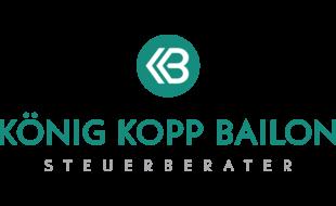 Logo von König - Kopp - Bailon - Steuerberater - Partnerschaftsgesellschaft