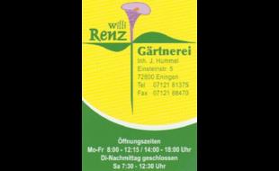 Blumenhaus / Gärtnerei Renz, Inh. Johannes Hummel