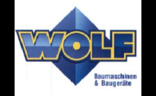 Logo von Wolf Baumaschinen und Baugeräte Handels-GmbH