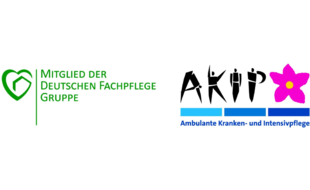 Logo von AKIP Ambulante Kranken- und Intensivpflege GmbH