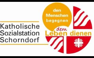 Logo von Katholische Sozialstation Schorndorf