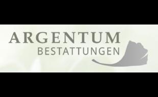 Logo von ARGENTUM Bestattungen