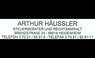 Häussler Arthur Steuerberater Rechtsanwalt
