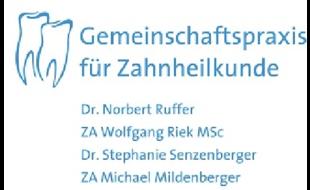 Ruffer N. Dr., Riek W. MSc., Senzenberger S. Dr., Mildenberger M. Dr.