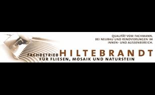 Logo von Hiltebrandt Fliesenfachbetrieb