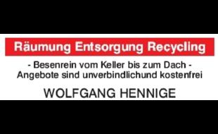 Bild zu Räumung Entsorgung Recycling Wolfgang Hennige in Heilbronn am Neckar