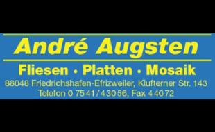 Logo von Augsten Andre Fliesen - Platten - Mosaik