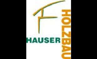 Logo von Holzbau Hauser GmbH + Co. KG