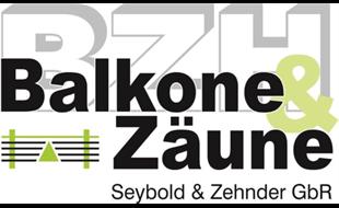 Logo von BZH - Balkone & Zäune Seybold u. Zehnder GbR