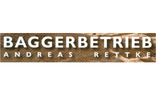 Logo von Baggerbetrieb Andreas Rettke