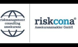 Logo von RISKCONA Assekuranzmakler GmbH