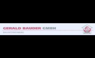 Logo von Bauder Gerald Bauunternehmung GmbH