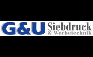 Logo von G & U Siebdruck & Werbetechnik
