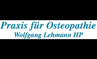 Logo von Praxis für Osteopathie Lehmann Wolfgang