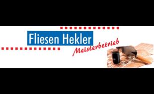 Logo von Fliesen Hekler