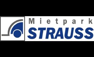 Logo von Mietpark Strauss GmbH