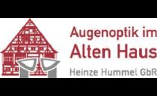 Logo von Augenoptik im Alten Haus