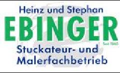Logo von Ebinger Heinz und Stephan