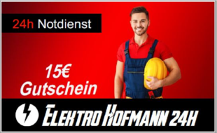 Bild zu Elektro Hofmann 24h Service in Lehrensteinsfeld