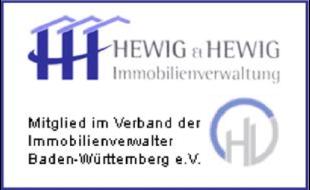 Logo von Hewig & Hewig Immobilienverwaltung