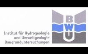 BWU Institut für Hydrogeologie und Umweltgeologie Baugrunduntersuchungen