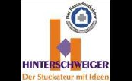 Logo von Hinterschweiger GmbH Der Stuckateur mit Ideen