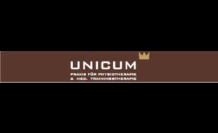 Logo von Allgemeine Praxis für Physiotherapie, Med. Trainingstherapie & Logopädie Unicum