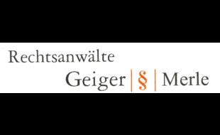 Logo von Anwälte Geiger & Merle
