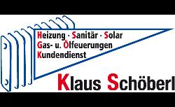 Logo von Schöberl Klaus Heizung-Sanitär-Solar