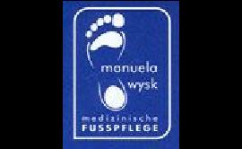 Logo von Wysk Manuela Fußpflege