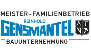 Logo von Meister-Familienbetrieb Reinhold Gensmantel Bauunternehmung