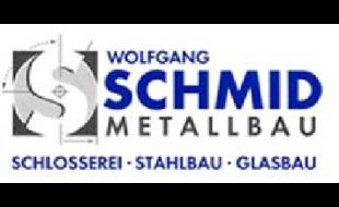 Logo von METALLBAU Wolfgang Schmid GmbH