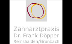 Logo von Döpper Frank Dr.med.dent., Zahnarzt