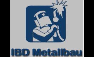 Logo von IBD Metallbau