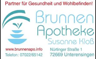 Logo von Brunnen Apotheke