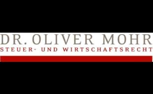 Dr. Oliver Mohr