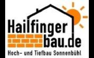 Logo von Hailfinger Bau GmbH & Co.KG