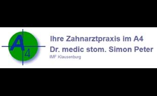Dr. medic stom. Simon Peter IMF Klausenburg Ihre Zahnarztpraxis im A4