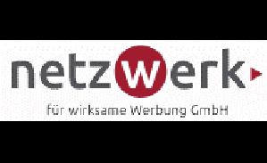 Logo von netzwerk für wirksame Werbung GmbH