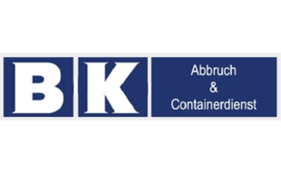 Logo von BK Abbruch & Containerdienst GmbH & Co. KG