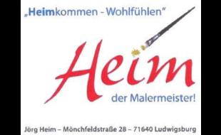 Bild zu Heim Jörg Malerbetrieb in Ludwigsburg in Württemberg