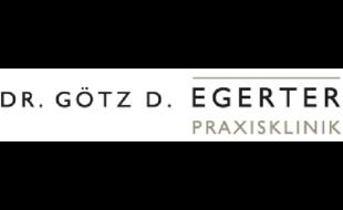 Logo von Dr. GÖTZ D. EGERTER Praxisklinik für Mund-Kiefer-Gesichtschirurgie