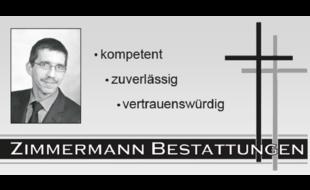 Logo von Zimmermann Bestattungen